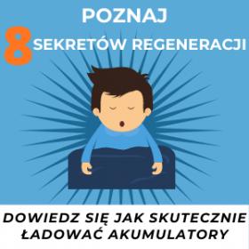 8 sekretów regeneracji popup